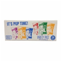 Poptime Kettle Cooked Popcorn Variety Pack