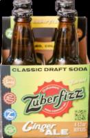 Zuberfizz Ginger Ale