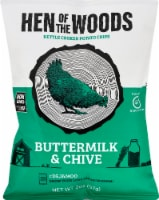Hen Of The Woods Buttermilk & Chive Kettle Chips