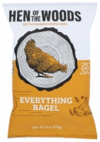 Everything Bagel 6oz 8 Count - oz