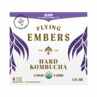 Flying Embers Organic Ancient Berry Hard Kombucha