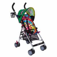 Grateful Dead Ultralight 5 Point Safety Harness Umbrella Stroller by Daphyl's - 1