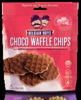 Belgian Boys Choco Waffle Chips