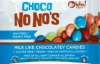 No Whey Foods Vegan & Gluten Free Choco No No's