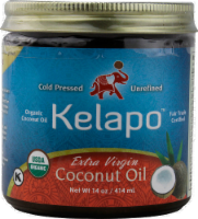Kelapo Extra Virgin Coconut Oil - 14 Oz