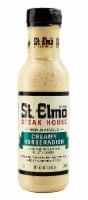 St. Elmo Steak House Creamy Horseradish - 12 oz