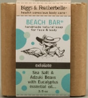 Biggs & Featherbelle  Beach Bar® Exfoliate Soap