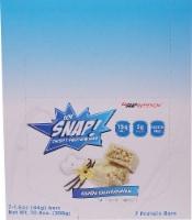 Snap Nutrition  Ohh SNAP!™ Crispy Protein Bar   Vanilla Marshmallow