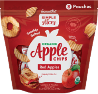 Gourmet Nut® Simple Slices™ Organic Red Apple Chips Multipack
