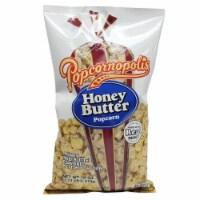 Popcornopolis Honey Butter Popcorn (18 Ounce) - 1 unit