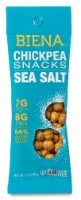Biena  Chickpea Snacks 1.2 oz   Sea Salt