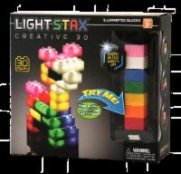 Light Stax Creative Illuminated Blocks - 30 pk