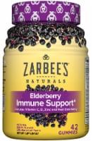 Zarbee's® Naturals Berry Flavor Elderberry Immune Support Gummies - 42 ct