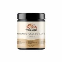 Terra Origin Organic Turmeric Chai Blend Powder - 6.35 oz