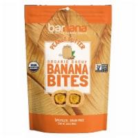 Barnana Peanut Butter Banana Bites, 3.5 Ounce -- 12 per case.