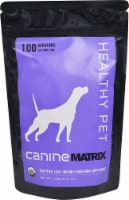 Canine Matrix  Healthy Pet Matrix Certified 100% Organic Mushroom Supplement