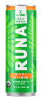 Runa Zero Blood Orange Energy Drink