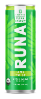Runa Zero Clean Lime Twist Energy Drink