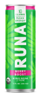 Runa Clean Berry Energy Drink