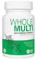 Color Earth  Whole Multi Daily Vitamins & Minerals Dietary Supplement