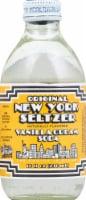 Original New York Seltzer Vanilla Cream Soda - 10 fl oz