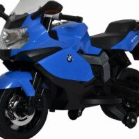 Best Ride On Cars BMW 12V Motorcycle 12V BMW Motorcycle Kids Battery - Blue - 1