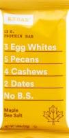 RXBAR Maple & Sea Salt Protein Bar