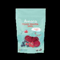 Amara Beets n' Berries Organic Smoothie Melts 6 Count - 1 oz