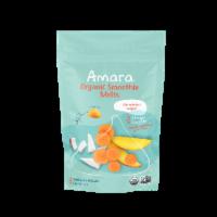 Amara Mango Carrots Organic Smoothie Melts 6 Count - 1 oz