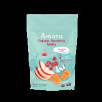 Amara Carrot Rasberry Freeze Dried Smoothie Melts - 1 oz