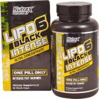 Nutrex Research  LIPO-6 Black® Intense