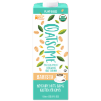 Better Body Foods Oatsome Organic Barista Oat Drink