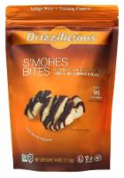 Drizzilicious S'mores Crunchy Drizzle Bites - 4 oz