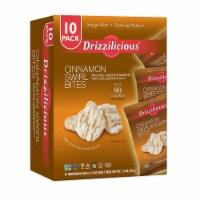 Drizzilicious Cinnamon Swirl Bites