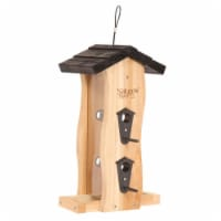 Natures Way Bird Products Vertical Cedar Feedar