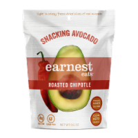 Earnest Eats Dried Avocado Slices - Roasted Chipotle - 0.6 oz