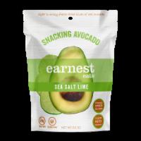 Earnest Eats Dried Avocado Slices - Sea Salt & Lime