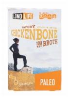 Lonolife Savory Chicken Bone Broth Stick Packs