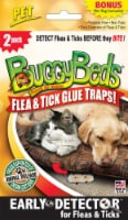 BuggyBeds® Flea and Tick Glue Traps