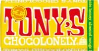 Tony's Chocolonely 32% Milk Chocolate Honey Almond Nougat Chocolate Bar - 1 ct / 6.35 oz
