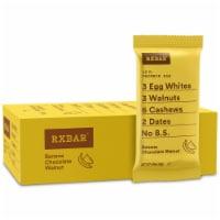 RXBAR Banana Chocolate Walnut Protein Bars 12 Count - 22 oz