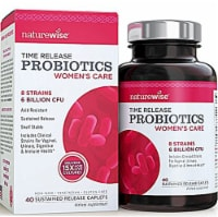 Naturewise  Time Release Women's Care Probiotics