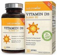 Naturewise Vitamin D3 2000IU - 360 ct