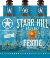 Starr Hill Brewery Last Leaf Maple Brown Ale