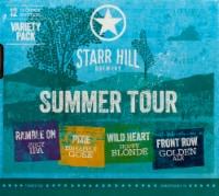 Starr Hill Seasonal Sampler Beer - 12 bottles / 12 fl oz