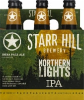Starr Hill Brewery Northern Lights IPA Beer
