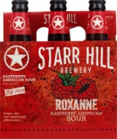 Starr Hill Brewery Sour Seasonal Beer