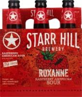 Starr Hill Brewery Sour Seasonal Beer - 6 bottles / 12 fl oz