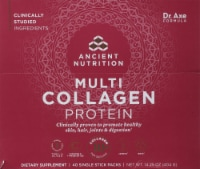 Ancient Nutrition  Dr. Axe Multi Collagen Protein