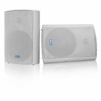 Sound Appeal SABLAST5GR BT Blast 5 inch Indoor/Outdoor Weatherproof Speakers (Pair) - Gray - 1